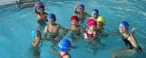 Actividad deportiva para niños