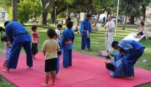 Las actividades deportivas para niños