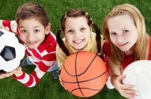 Los mejores deportes de equipo para niños