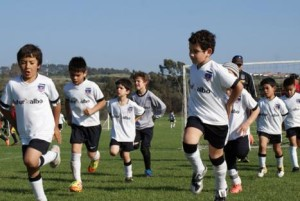 Los mejores deportes en equipo para los niños