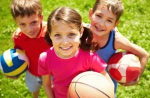 Los mejores deportes en equipo para niños