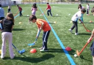 Juegos deportivos para los niños