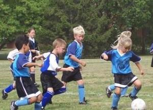 Consejos para motivar a los niños a hacer deporte.