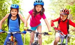 Consejos para motivar a niños a hacer deporte
