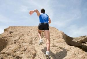 La importancia de entrenar antes de una competición.