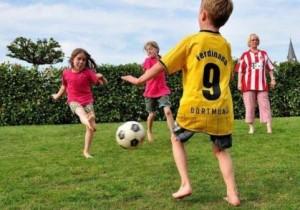 los deportes más aconsejables para niños