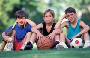 los deportes mas aconsejables para niños