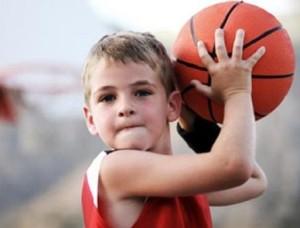 Relación del deporte y felicidad de los niños