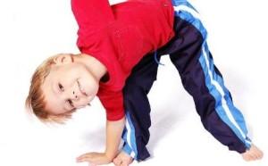 Ejercicios aeróbicos para niños
