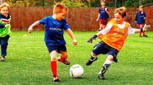 Deportes baratos para niños