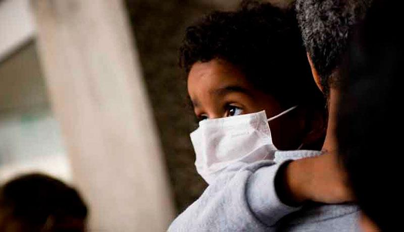 Restricciones del coronavirus para niños en Madrid-niños